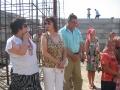 31 июля 2008 г. Освящение закладки храма 10