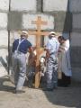 31 июля 2008 г. Освящение закладки храма 7