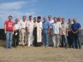 31 июля 2008 г. Освящение закладки храма 19