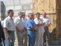 31 июля 2008 г. Освящение закладки храма 8