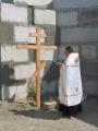 31 июля 2008 г. Освящение закладки храма 12