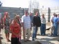 31 июля 2008 г. Освящение закладки храма 9