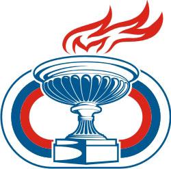 Логотип межрегионального фестиваля народного творчества и спорта имени Михаила Евдокимова