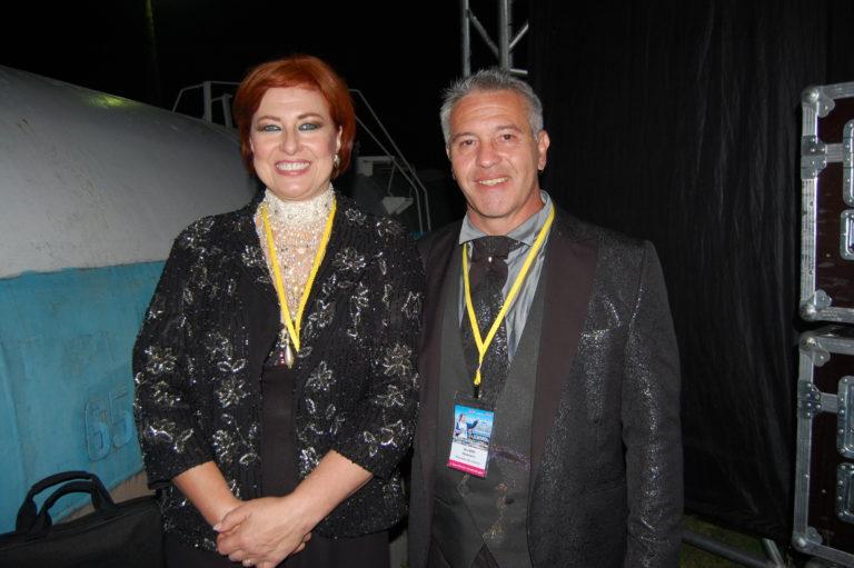 Марина Брунилина и Джампаола Спатола