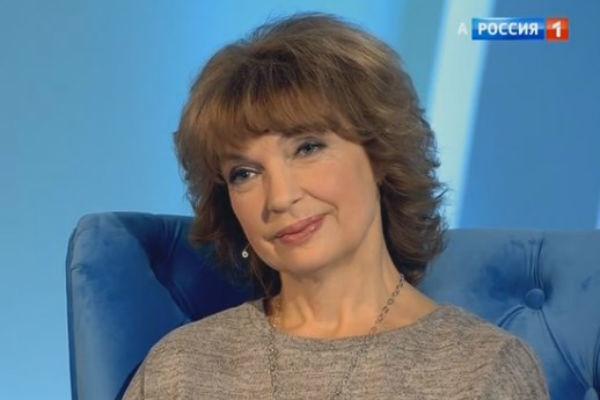 Вдова Михаила Евдокимова Галина