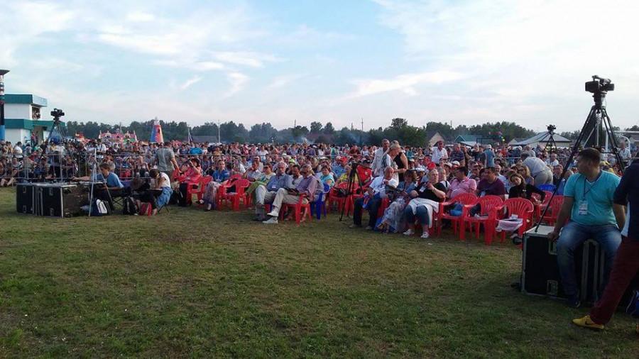 Фестиваль 'Земляки'. Верх-Обское, 3-7 августа 2017 года.