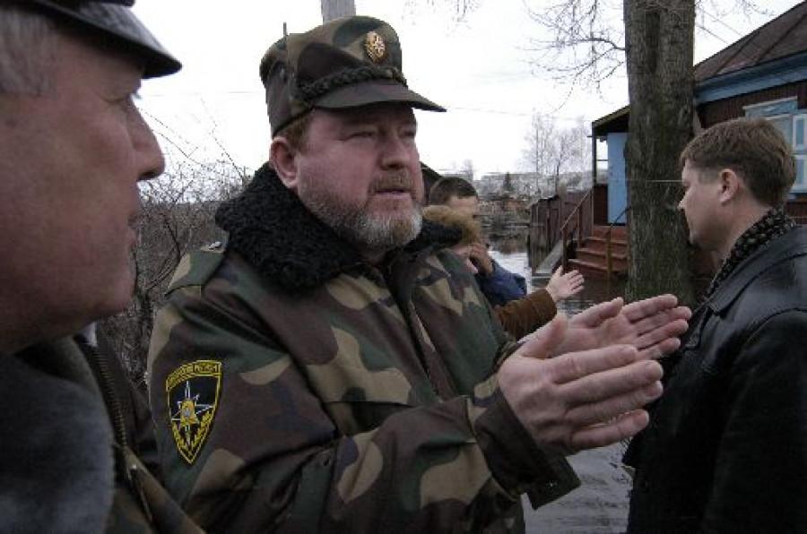 Губернатор Евдокимов.