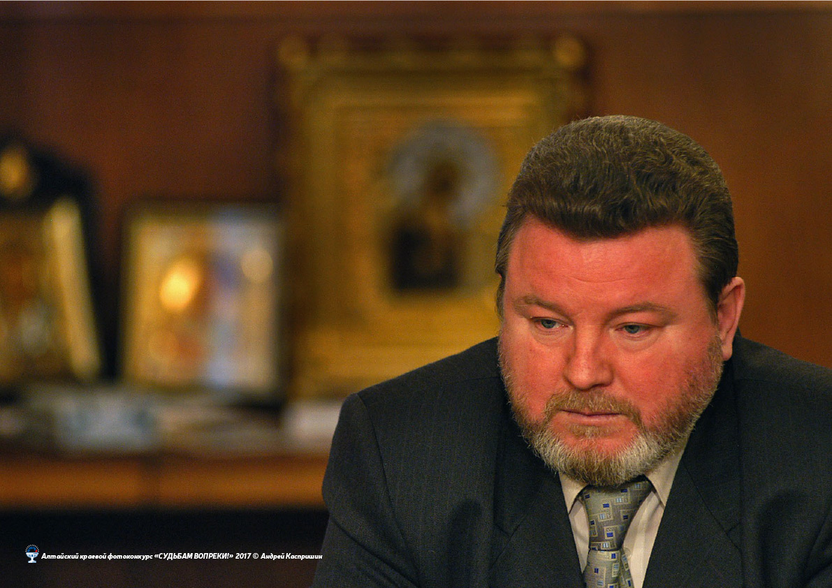 Портрет Михаила Евдокимова © А. Каспришин