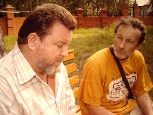 Александр Мешков в гостях у Евдокимова