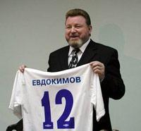 Михаил Евдокимов в 2004 году