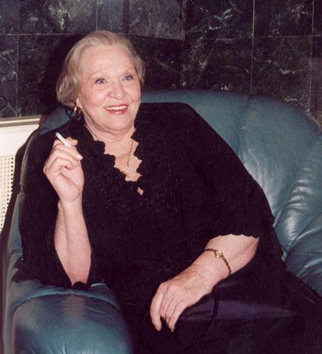 Римма Маркова (фото из личного архива)