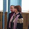 Николай Михайлович Харитонов и Галина Николаевна