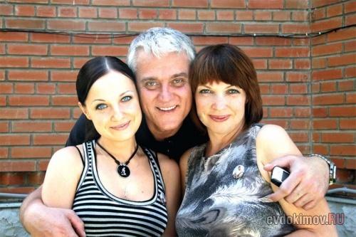 Анна и Галина с Маршалом