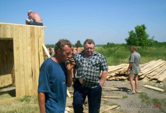 Николай Пилин в заботах