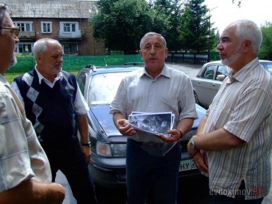 Николай Михайлович Харитонов - представитель Фонда